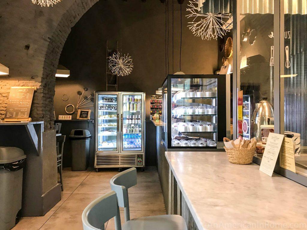 Inside a Rome eatery that serves nothing but tiramisu