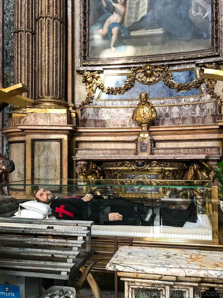 Saint Camillus founded the order Ministers of the Sick