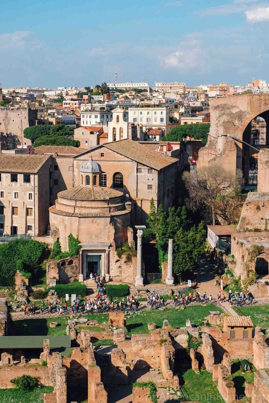 Visiting the Palatine Hill in Rome - An American in Rome