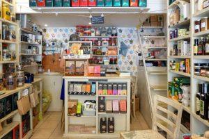 interior spice shop
