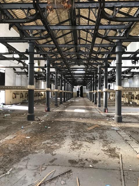 inside rome's ex slaughterhouse mattatoio