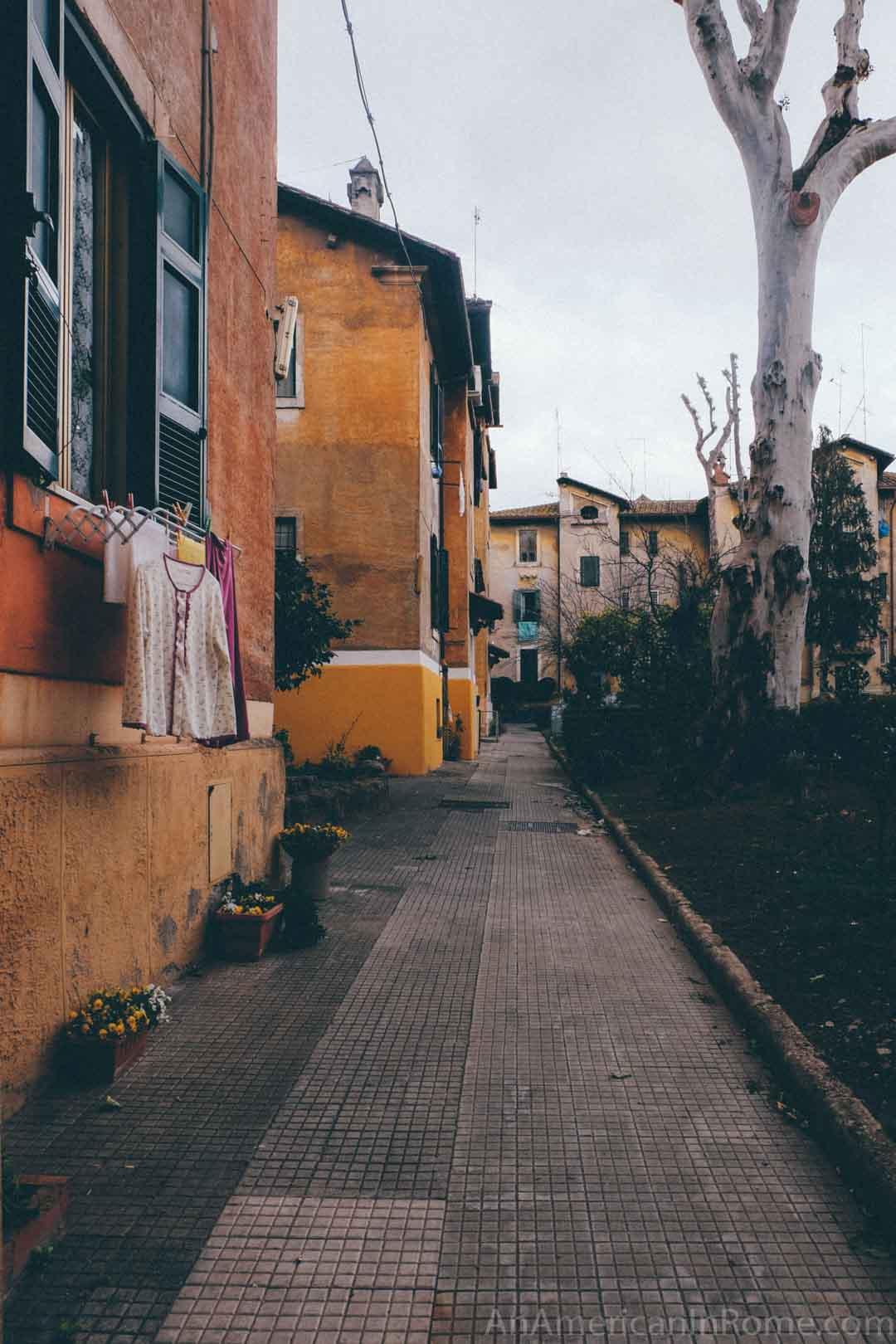 lotti in Garbatella Rome