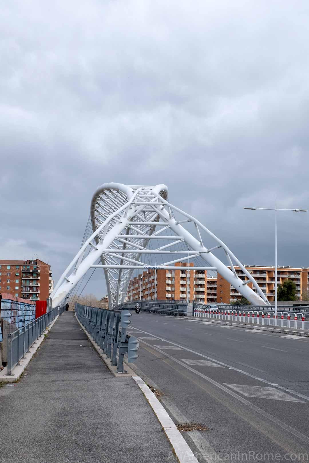 Garbatella bridge