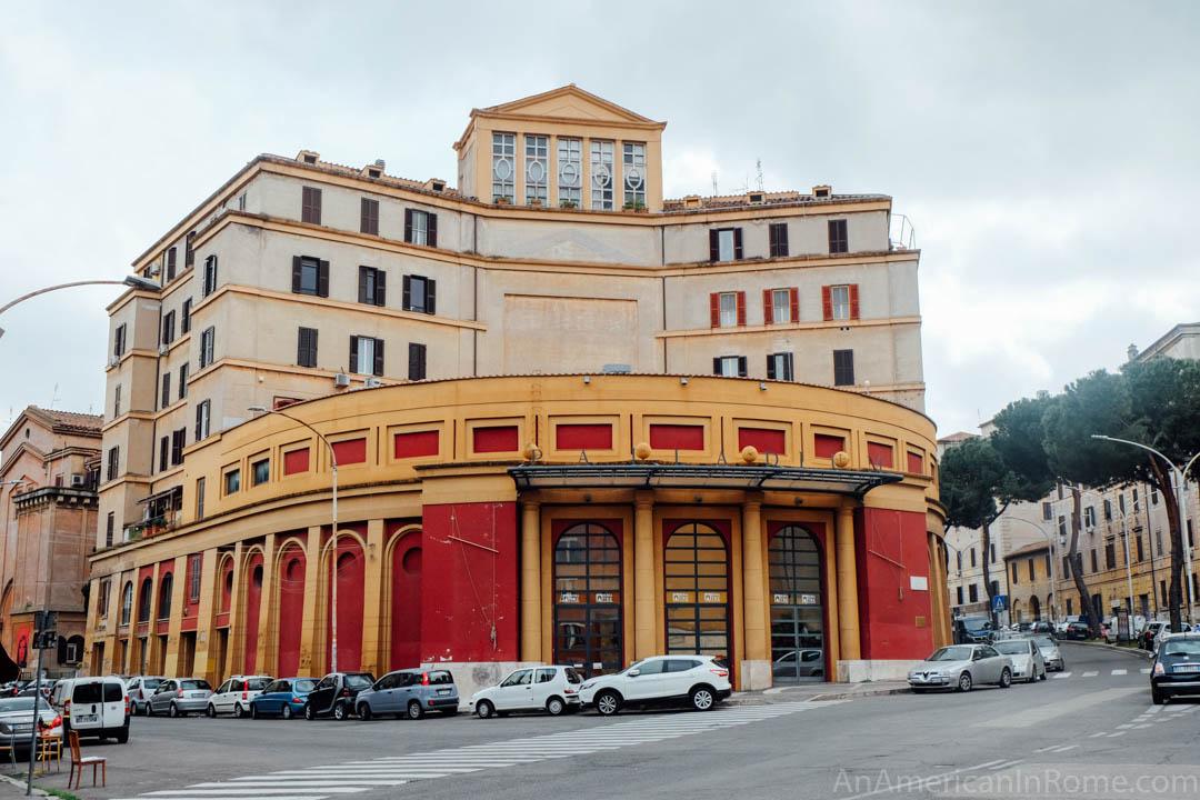 teatro palladium garbatella