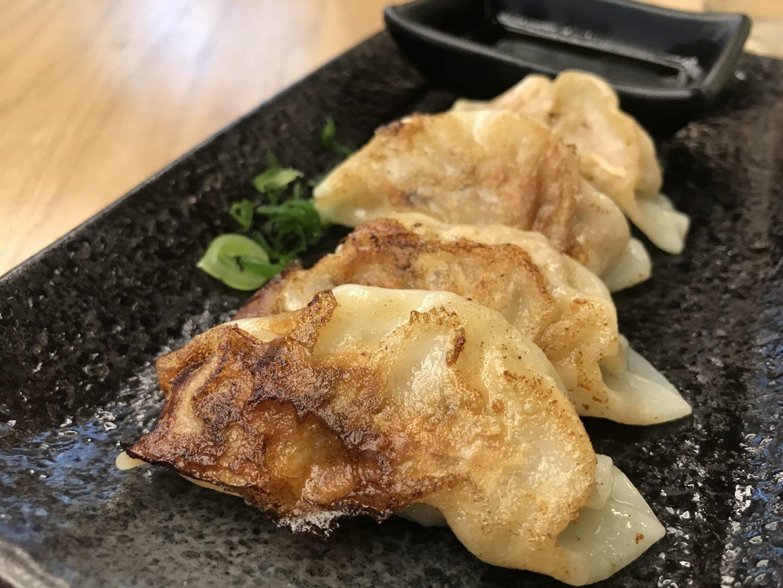 japanese dumpling