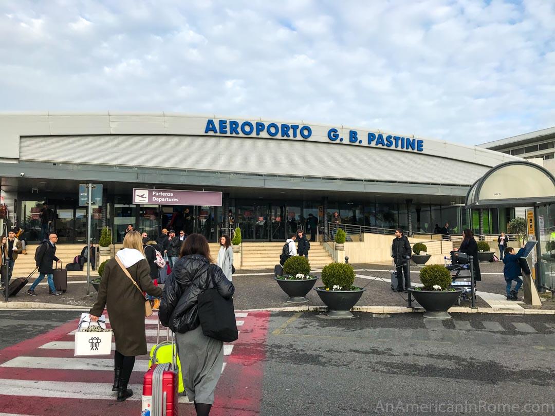 Ciampino Airport Rome