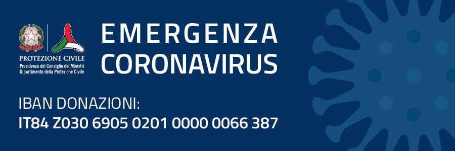 donate to italy coronavirus