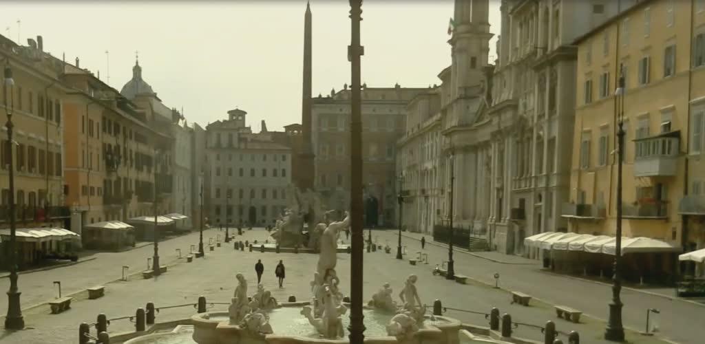 piazza navona empty