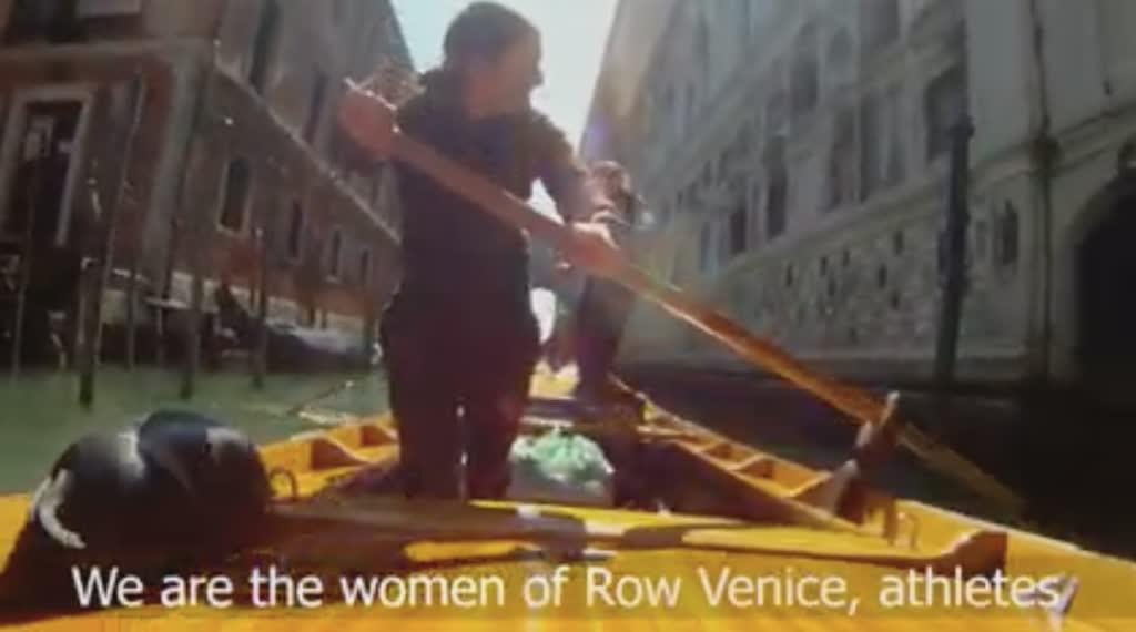 venice rowers