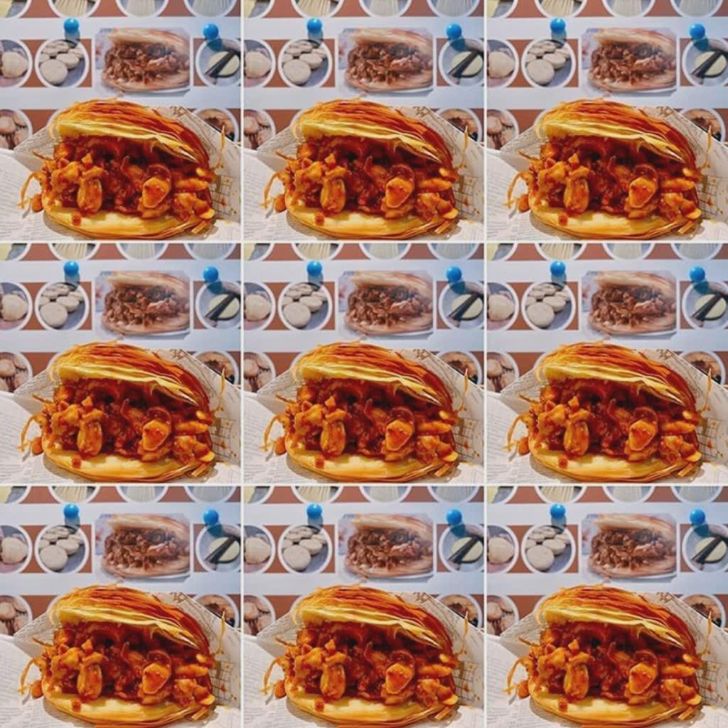 jiamo sandwich nine times